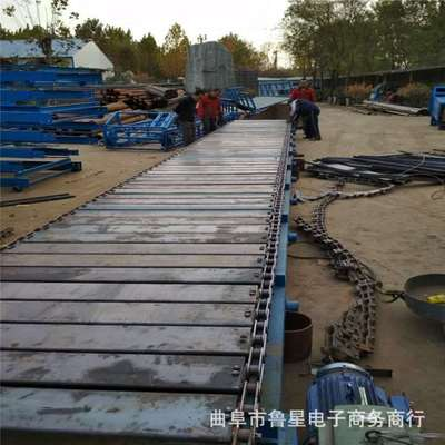 板式给料机新品 链板输送机厂家输送能力大运行稳定可靠