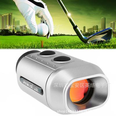 厂家直销7X18高尔夫测距仪单筒望远镜高尔夫球场专用数字测量仪