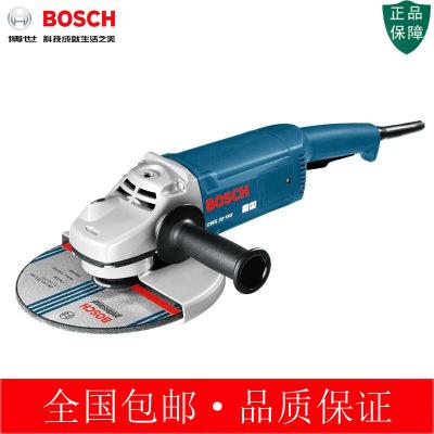 博世角向磨光机GWS22-180/230切割机抛光机打磨机电动工具2200W