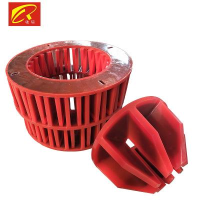 XCF40立方浮选机叶轮盖板 聚氨酯叶轮盖板 橡胶叶轮盖板