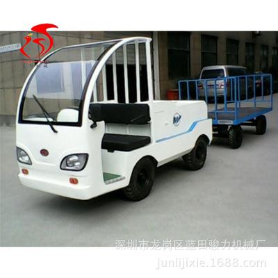 深圳直销西林3-10T大吨位内燃防爆牵引叉车 重型电动拖车头