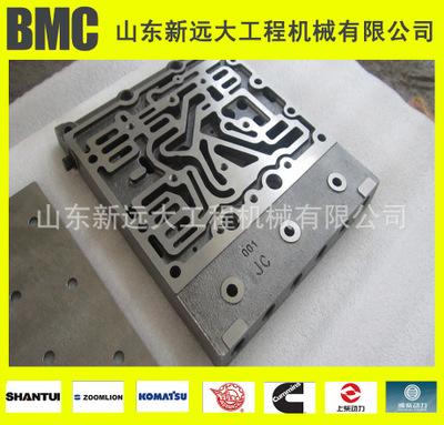 压路机操纵阀输油板现货 4642 306 149 压路机输油板组件
