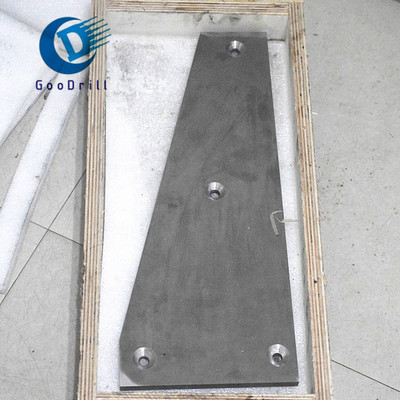 破碎机用硬质合金钨钢衬板 多晶硅破碎衬板 非标定制破碎机衬板