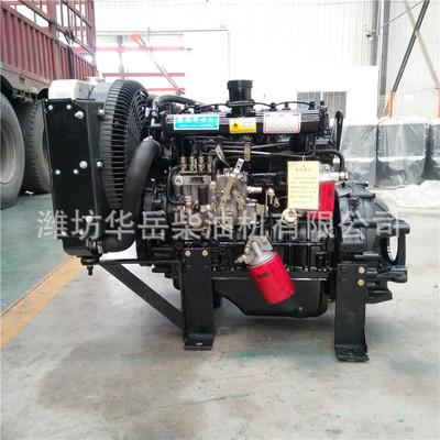 潍坊ZH490G发动机带离合器2400转 40KW配套装载机铲车手动离合