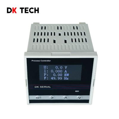 DK6104交直流数显多功能电力监测仪电压电流功率电能仪表485通讯