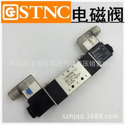 STNC索诺天工二位五通双电控电磁阀TG2522-08/TG2522-08W