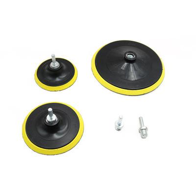 电钻转角磨机抛光机连接杆用于连接汽车抛光粘盘吸盘转换配件