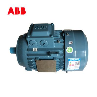 M2BAX112MA6 2.2KW*6P*B14 ABB三相异步高效铸铁电动机低压220V