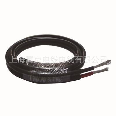 厂家直销光伏电缆 PV1-F 1*4mm2 双支光伏电缆 电池板 TUV认证