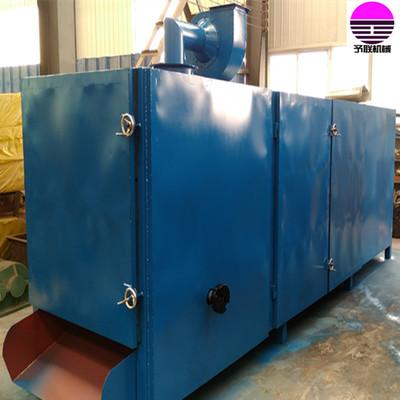 予联带式干燥机多层网带干燥设备 脱水蔬菜带式烘干机 粮食烘干机
