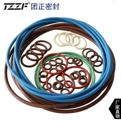厂家直销  氟胶O型圈 胶圈橡胶圈等各种橡胶密封圈