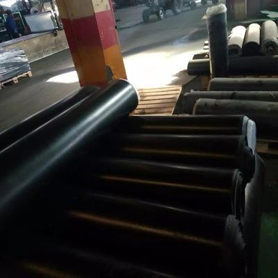江苏定制10mm防静电橡胶板 黑色阻尼磁性耐油工业用橡胶皮