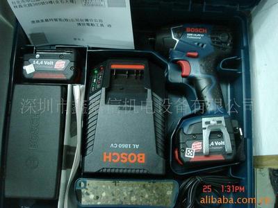 独家批发德国BOSCH博世充电扳手机GDR14.4V-LI