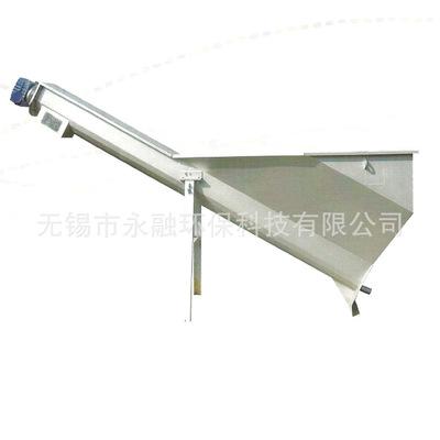 制造砂水混合液砂水分离器 固液分离砂水分离机污水处理设备