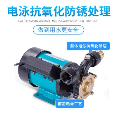 闽东电机MPP35EA全自动水泵旋涡泵自来水管道增压家用220V 抽水机