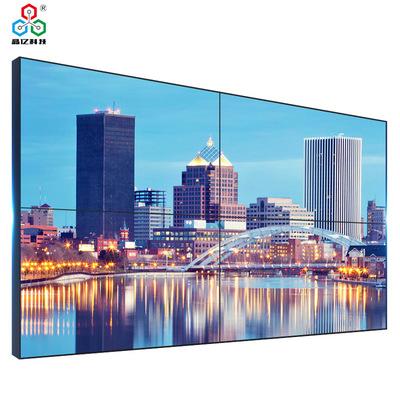 三星55寸3.5mm500高清液晶拼接屏直工业视频监控系统