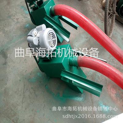 移动式粮仓输送机 悬挂式玉米吸粮机 优质软管螺旋吸粮机