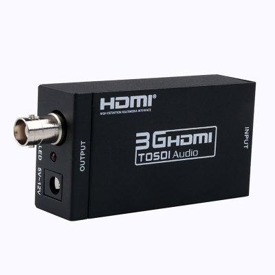 HDMI转SDI转换器 HDMI转3G/HD/SD-SDI 高清信号转换器广播级