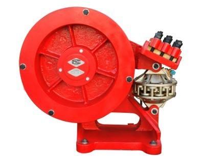 JZ系列死绳固定器和指重表记录仪配套使用应用于各种型号的钻机上