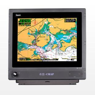 正品厦门新诺 HM-1518 船用GPS卫星导航仪 接收机 海图机 15英寸