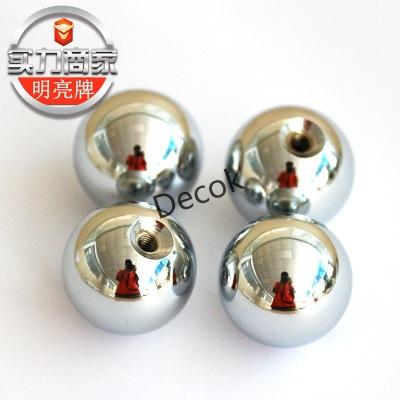 厂家专业定做28mm30mm35mm螺纹钢球 攻牙套丝钢球钢珠