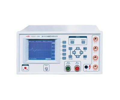 上海沪光  YG301-05K/YG301B-05K型脉冲式线圈匝间测试仪