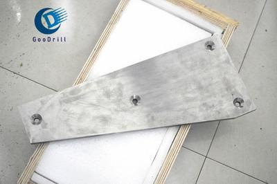 硬质合金衬板 钨钢高寿命耐磨衬板 破碎机用高韧性钨钢合金衬板