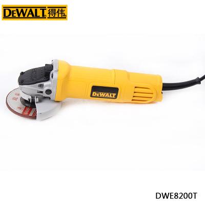得伟DWE8200T-A9角向磨光机打磨机手砂轮机抛光机切割机电动工具