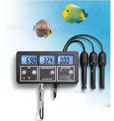 精度高 PH 温度 ORP EC CF TDS的测量 多参数水质监测仪 PHT-117