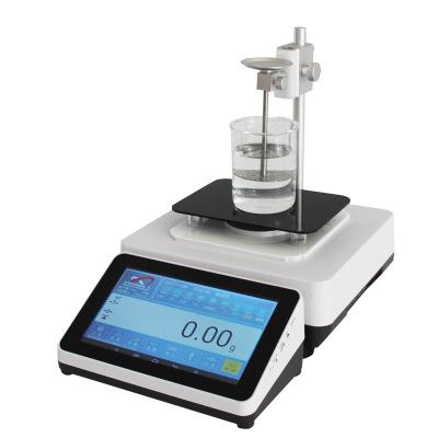 水银法密度计 粉末冶金磁性材料生胚密度计 固体毛胚密度测定仪