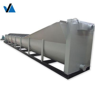 河南赢牌智能装备螺旋式洗砂机 制砂生产线洗砂设备厂家 水洗砂机