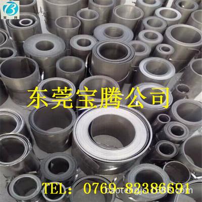 广东批发TA1/TA2纯钛板 0.1/0.2mm超薄钛合金片 GR2钛合金带