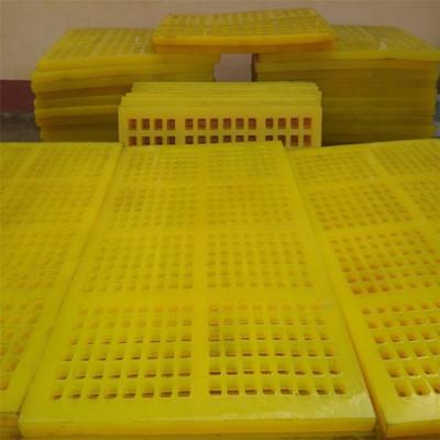 厂家直销棒条聚氨酯筛板 聚氨酯棒条筛板 可定制方形聚氨酯筛板