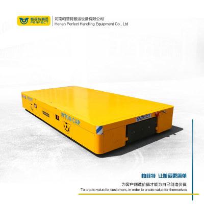 铝板地爬车厂家供应高频恒压移动式X射线机蓄电池无轨转运车