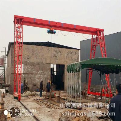 厂家直销花架龙门吊3t5t门式起重机10吨 20吨单梁龙门吊