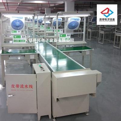 无锡PVC绿色输送带传送带皮带耐高温 工业皮带流水线平皮带