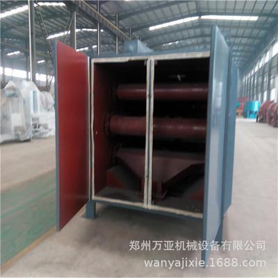 定制多层食品带式烘干机 热风循环干燥设备 小型电加热物料烘干机