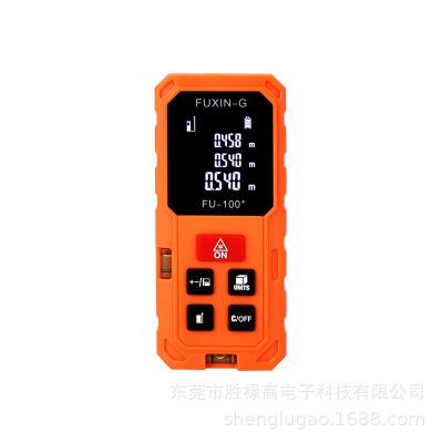 外贸新品迷你激光测距仪50/70米电子测量仪器距离测量仪红外测量