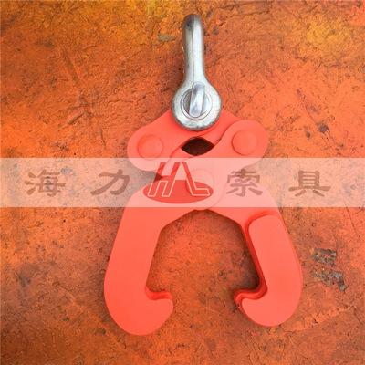 钢轨夹钳 重型钢轨夹具 型钢吊具 定制轨道吊具 工字钢夹具夹持器