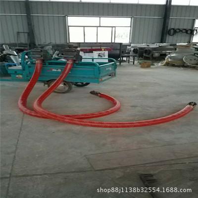 移动式4寸管式吸麦机 省人工 软管吸粮机 大米粮食输送机