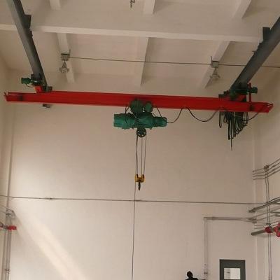 本公司优惠价格出售悬挂行车 小型悬挂起重机 小巧单梁悬挂起重