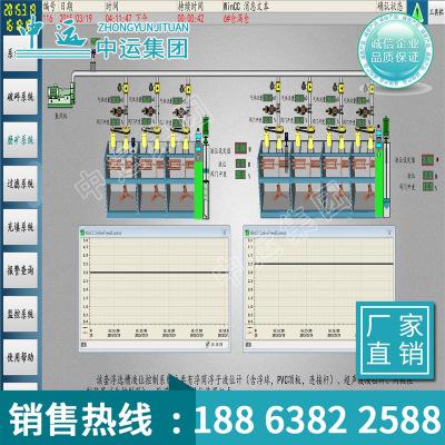 山东中运浮选液位自动控制系统 运行稳定 可靠性高 操作简单方便