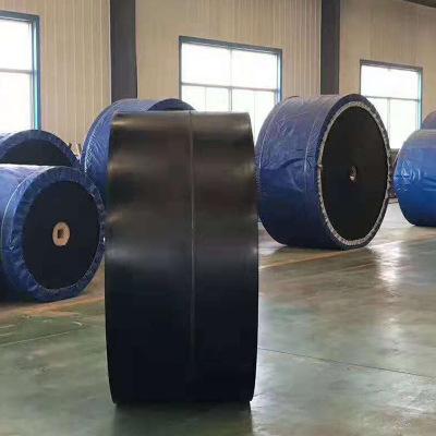 耐磨尼龙输送带帆布橡胶输送带耐磨工业橡胶带防滑传送带阻燃带