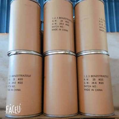 现货供应:苯骈三氮唑 无色针状结晶 用于防锈剂 水处理剂 防冻液