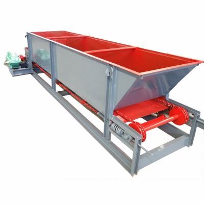 永华牌箱式给料机  箱式供料机 箱式供料箱 型煤设备专用