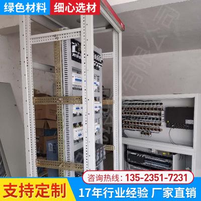 河南低压电气自动化控制柜PLC柜 喷漆控制触摸屏配电柜生产公司