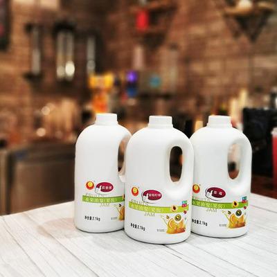 馋猫太子金桔柠檬浓浆2.1kg浓缩果汁果味饮料果蔬汁冲饮原料