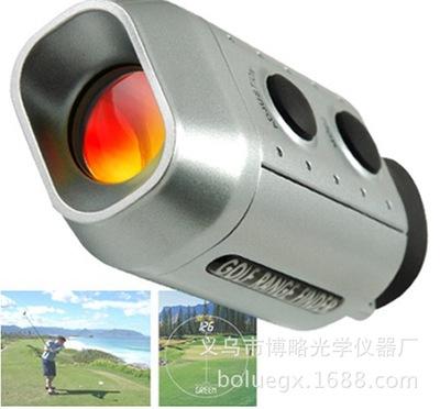 批发7X18高尔夫测距仪 高尔夫电子测距仪 高尔夫单筒测距仪