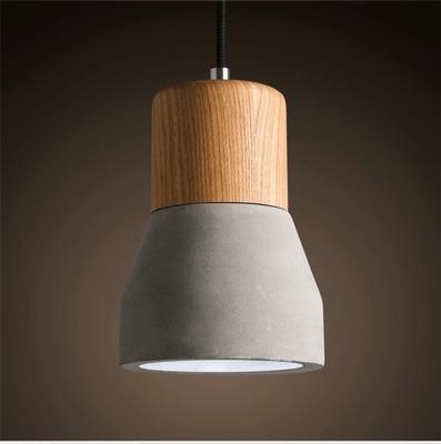 复古水泥吊灯loft日韩创意服装店装饰灯简约咖啡厅餐厅火锅店灯具