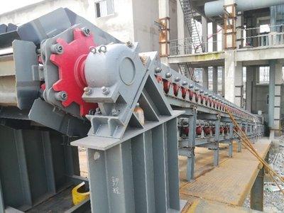 热链板输送机、链板机、竖炉烧结设备、